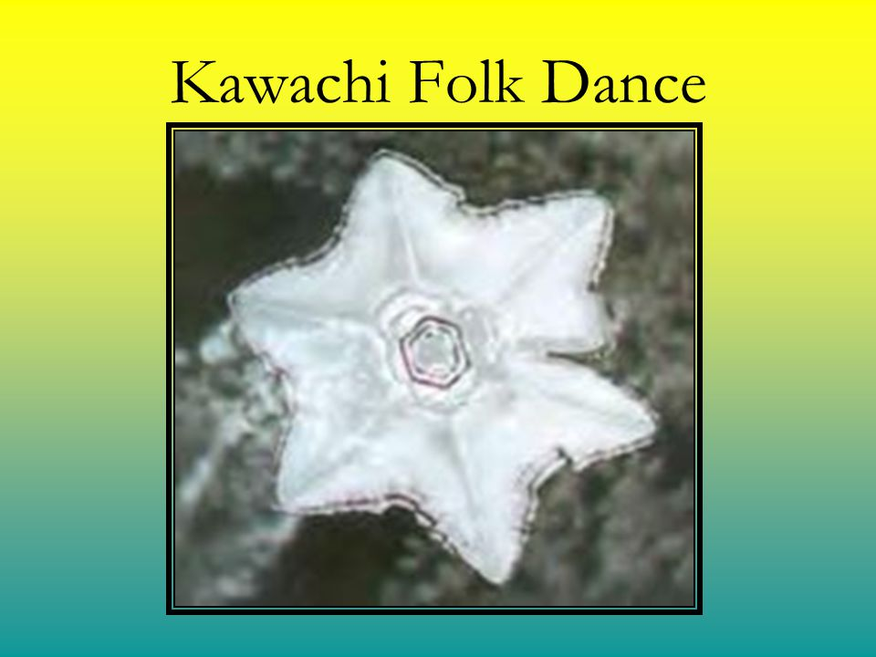Kawachi Folk Dance
