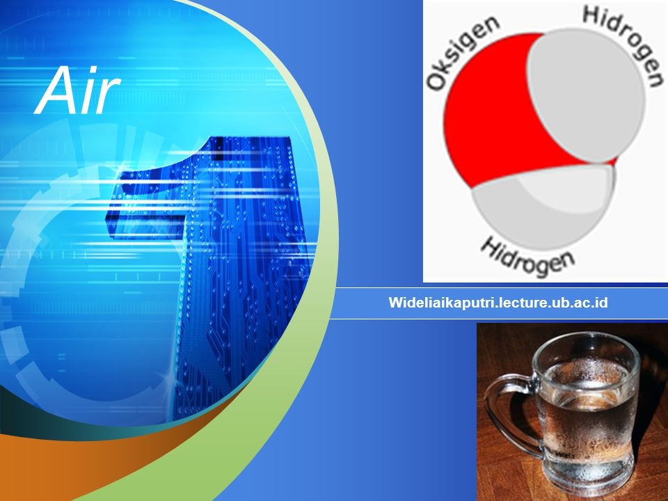 LOGO Add your company slogan Air Wideliaikaputri.lecture.ub.ac.id