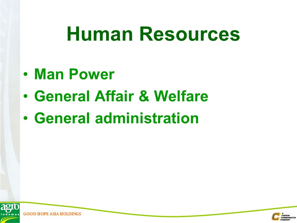 GOOD HOPE ASIA HOLDINGS MAN POWER Female Category Male 20-3031-4041-5051>20-3030-4040-5050> Staff + Expat 1710602000 Non Staff (bulanan) 4641092 0 0 Workers 1008009000 Total 163227020200 Grand Total 214