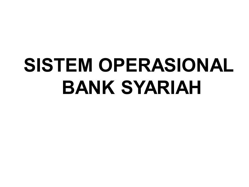PRODUK BANK SYARIAH Produk Penghimpunan Dana (funding) Produk Pembiayaan (financing) Produk Jasa-jasa (services)