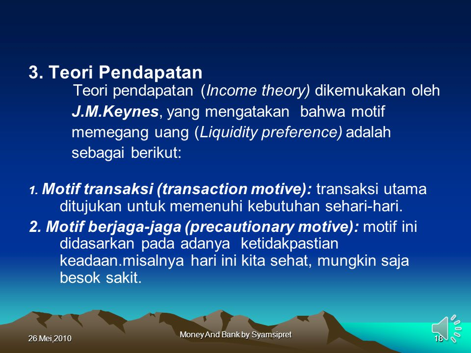 26.Mei,2010 Money And Bank by Syamsipret 18 3.