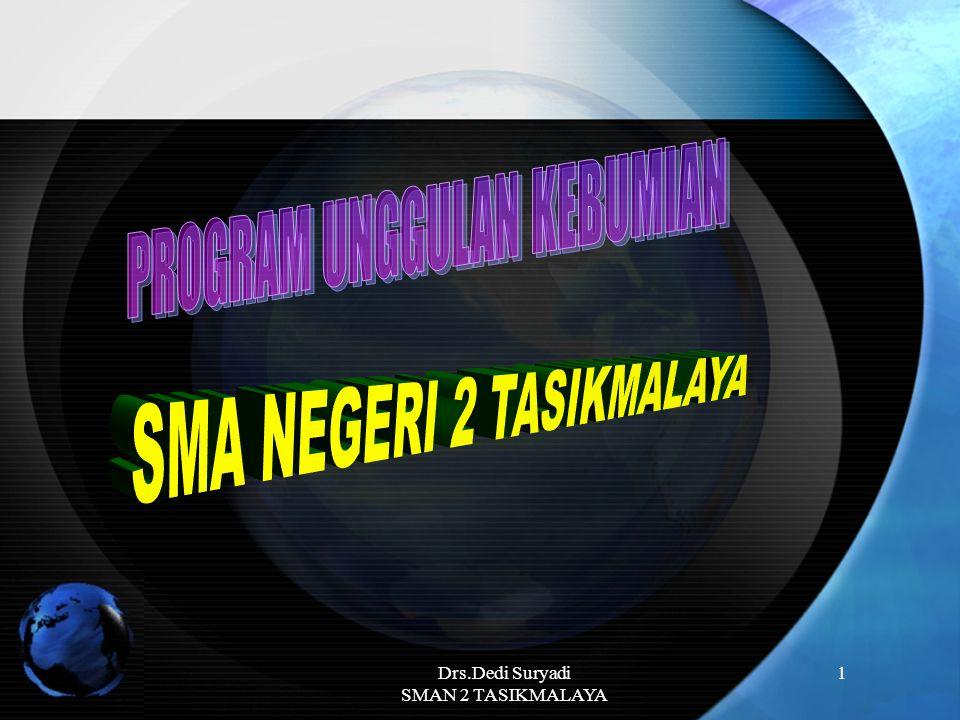 Drs.Dedi Suryadi SMAN 2 TASIKMALAYA 1