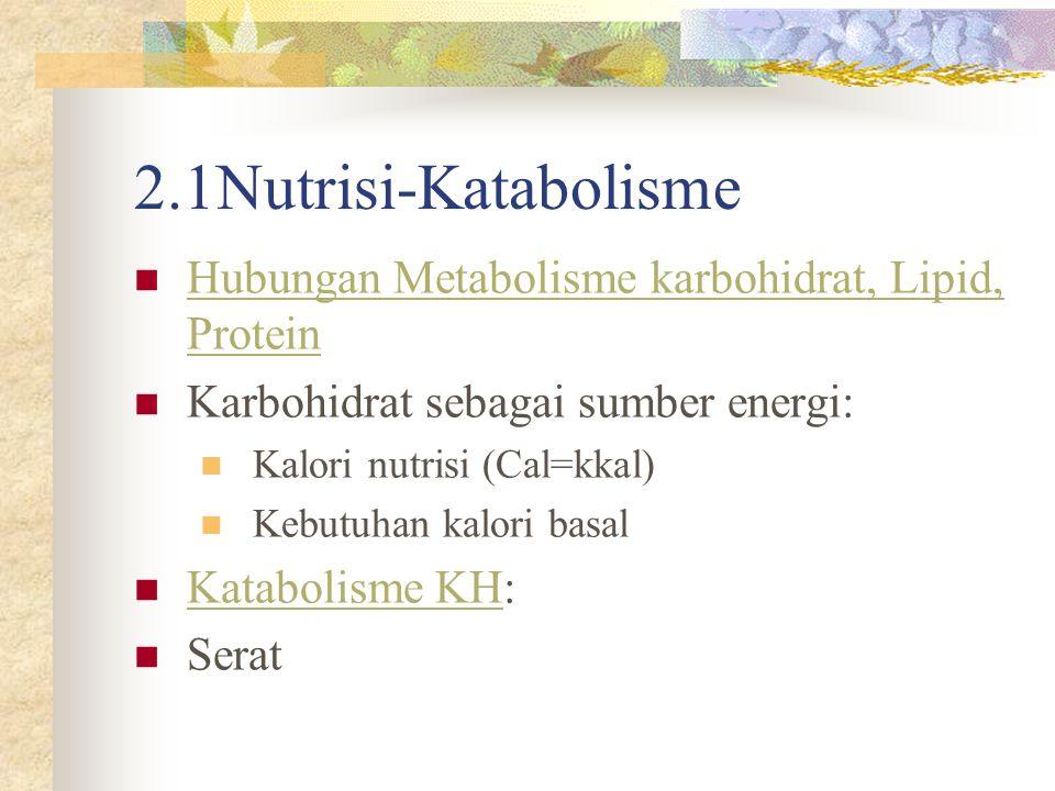 Hubungan Katabolisme dan Anabolisme Struktur polimer untuk proses katabolisme  anabolisme Tahap 1, 2, 3 dibedakan berdasarkan ukuran molekul