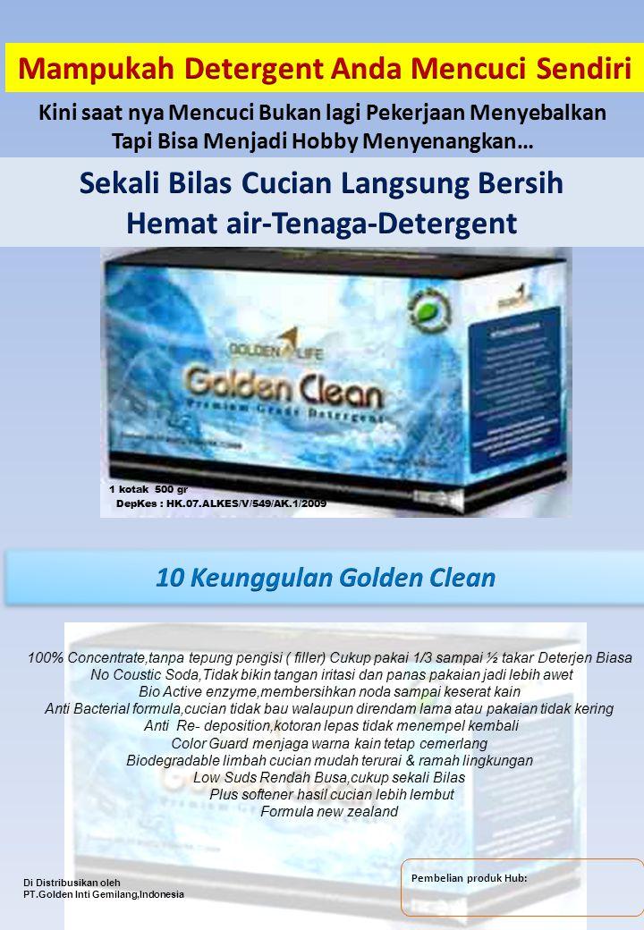 Pembelian produk Hub: Di Distribusikan oleh PT.Golden Inti Gemilang,Indonesia