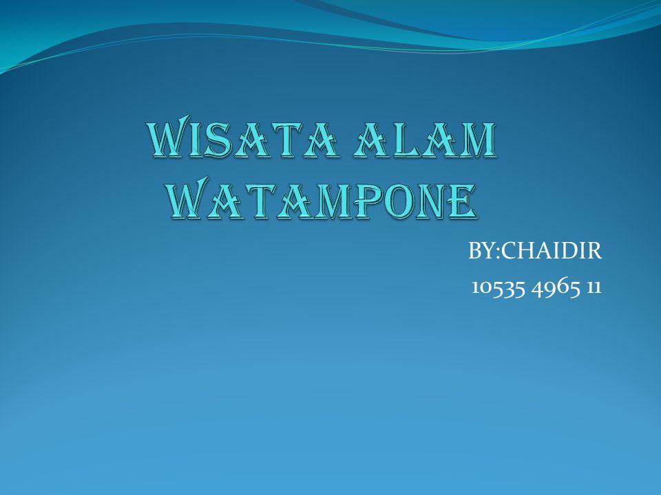 BY:CHAIDIR 10535 4965 11
