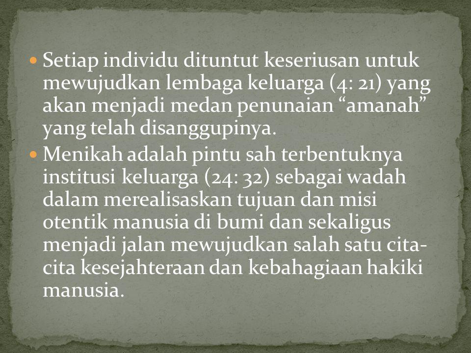 """""""Dan hendaklah takut kepad Allah orang-orang yang sekiranya mereka meninggalkan keturunan yang lemah di belakang mereka yang mereka khawatir terhadap"""