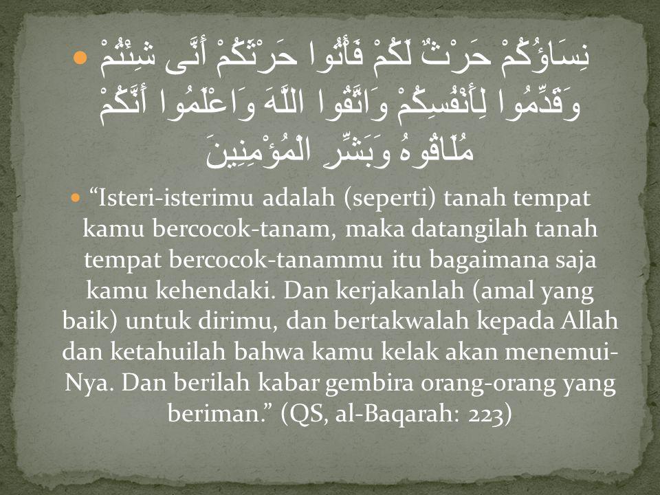 Rumah tangga Dakwah adalah rumah tangga yang dibentuk untuk menegakkan nilai-nilai islam dalam keluarga maupun dalam masyarakat.