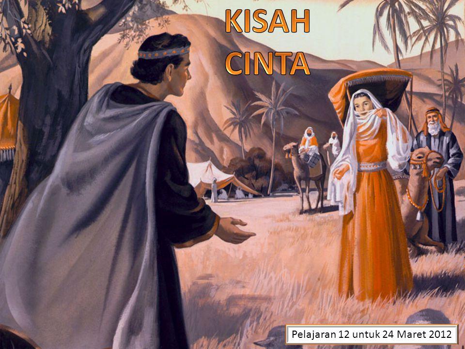 Pelajaran 12 untuk 24 Maret 2012
