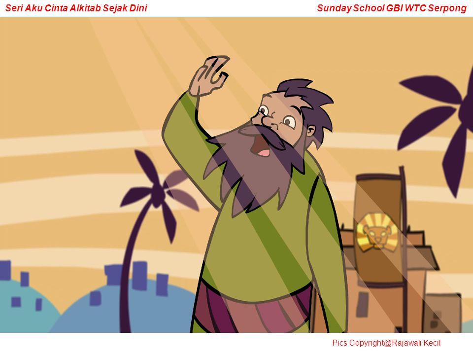 Copyright@Rajawali Kecil Kamu hanya perlu menerima Yesus masuk dalam hatimu YESUS