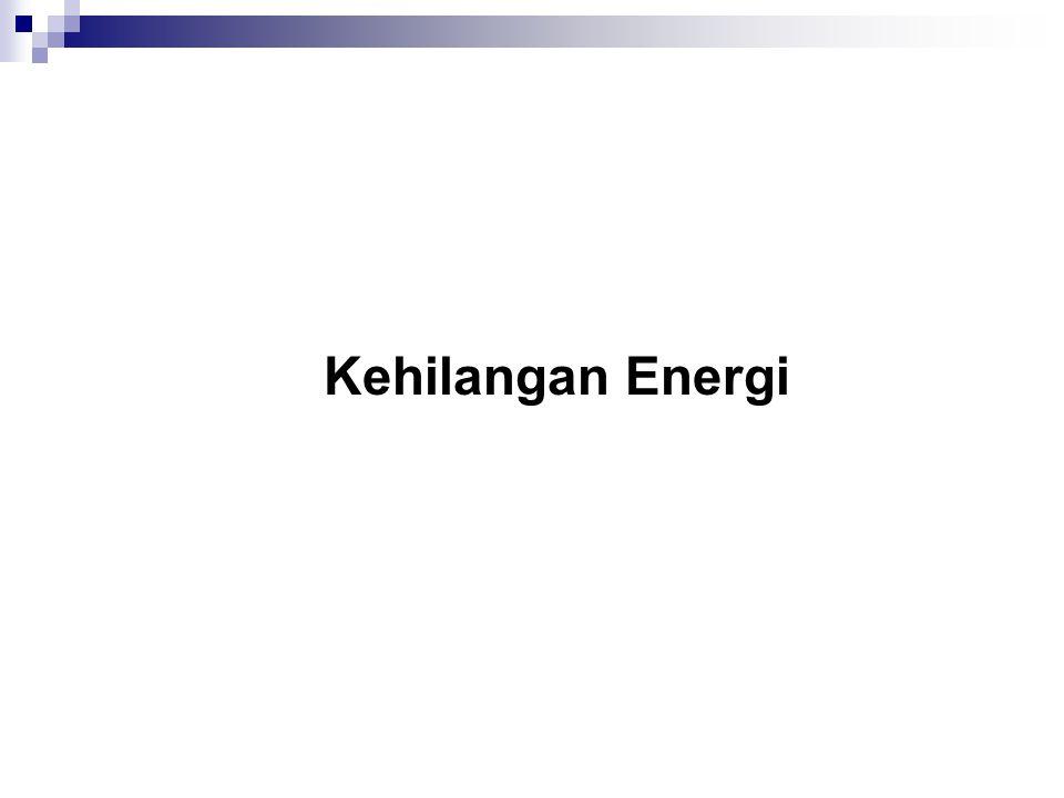Kehilangan Energi