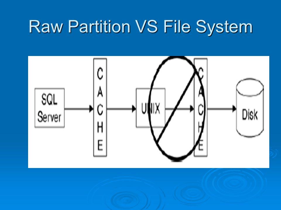 Kekurangan  Disk storage yang dibutuhkan lebih besar  Waktu scan lebih lama  Jumlah baris yang lebih sedikit, akan meminta I/O yang lebih banyak  Mengurangi efisiensi data caching karena sedikitnya baris yang discan per I/O
