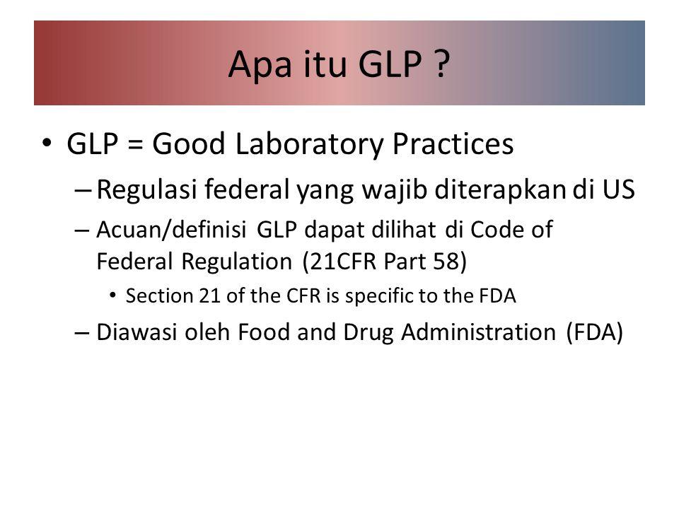 Apa itu GLP .