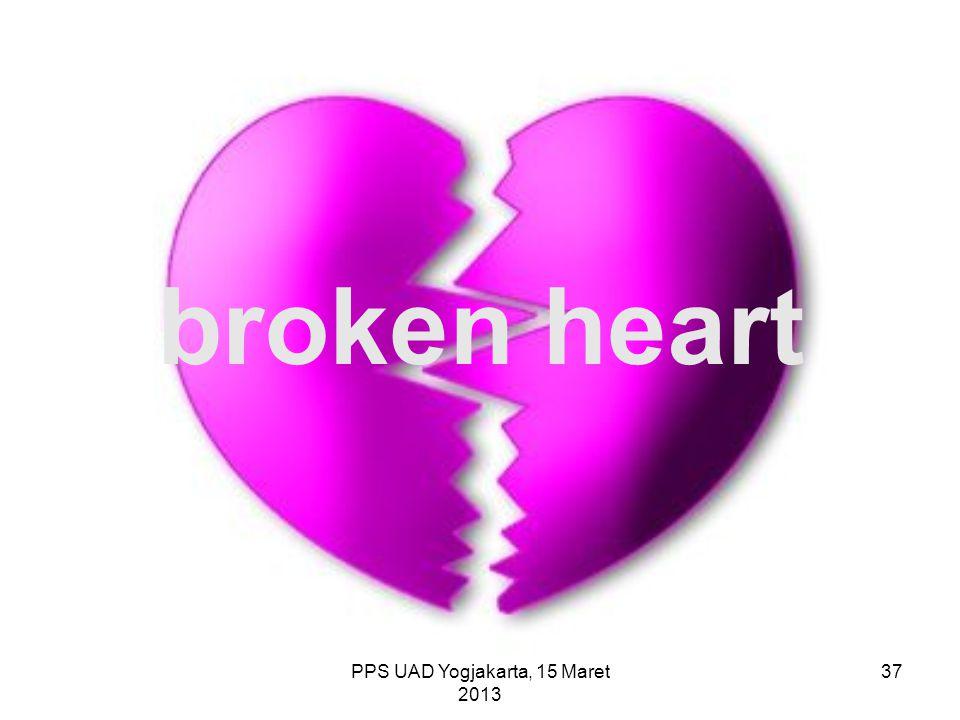 PPS UAD Yogjakarta, 15 Maret 2013 broken heart 37