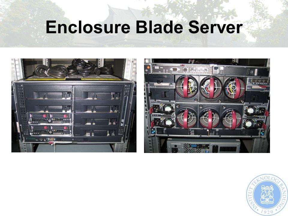 Enclosure Blade Server