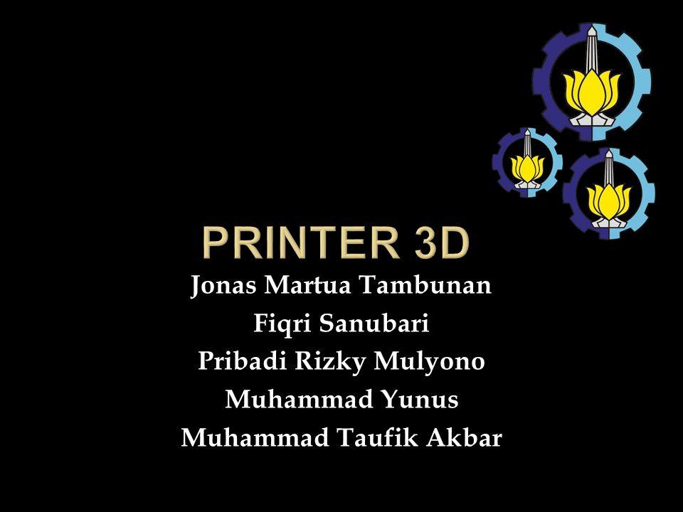 Dimana pada video dari national geograpihic akan lebih membantu mengeri betapa hebatnya printer 3D ini.