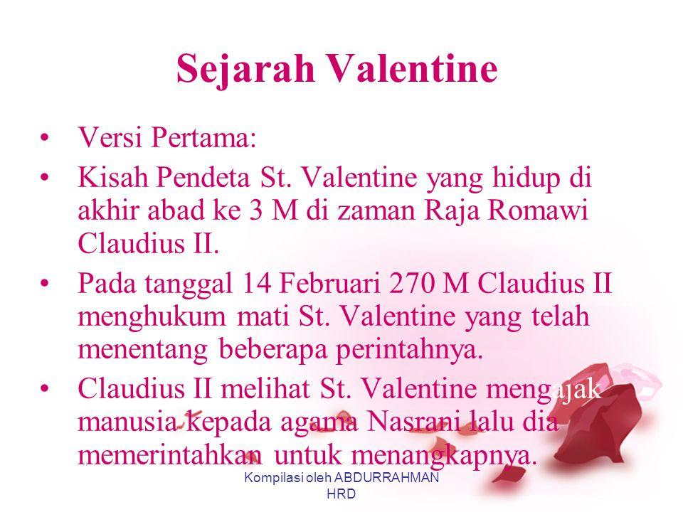 Valentines 1 Template Abdurrahman HRD Kompilasi oleh ABDURRAHMAN HRD