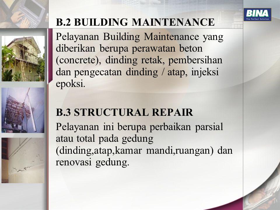 Proyek Waterproofing Genset Room Permata Tower