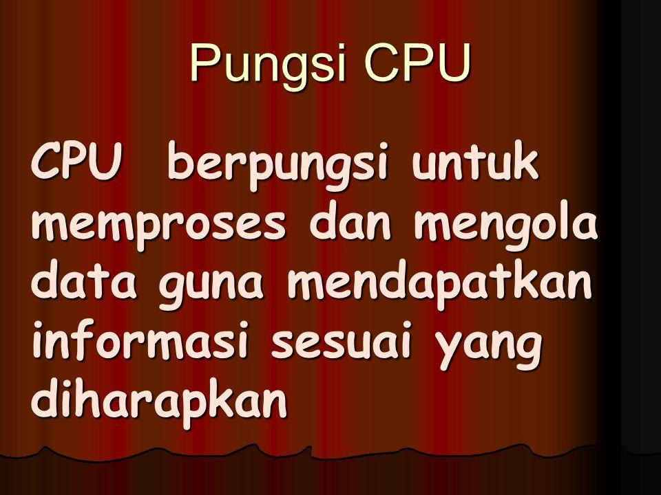 2. Central Processing Unit