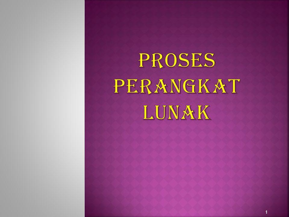  MODEL PROSES PERANGKAT LUNAK EVOLUSIONER 3.
