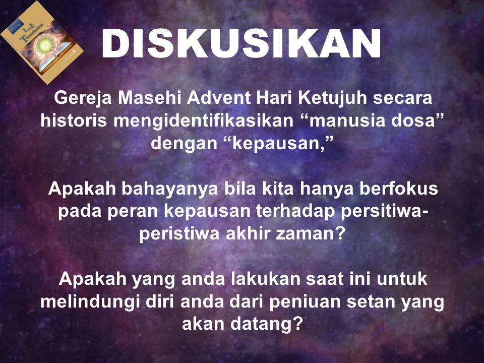 Antikristus 3. Kebenaran dan Dusta (2 Tesalonika 2:10-12)