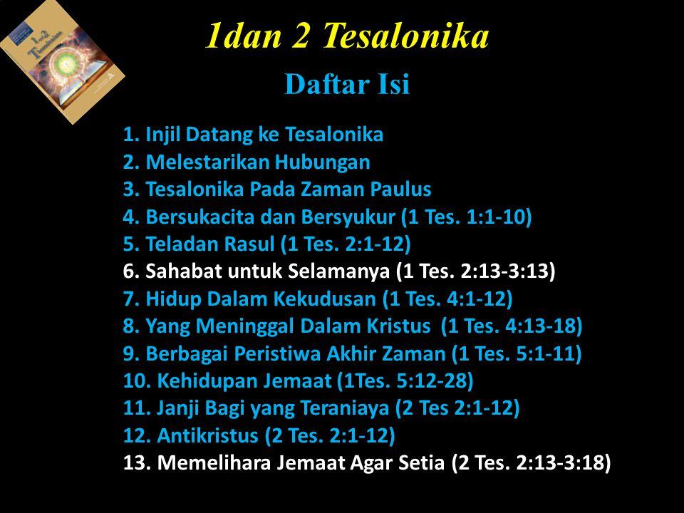 Pelajaran 12 Antikristus