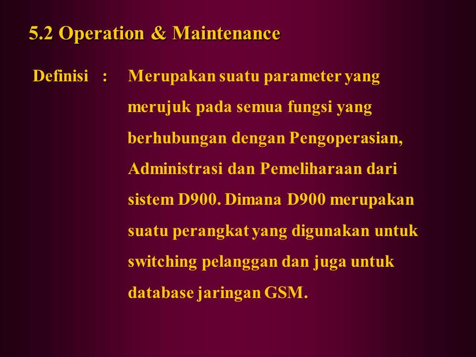5.1 Tujuan  Menjelaskan keuntungan operasi lokal dan sentral.  Mengerti bagaimana sentral D900 dihubungkan ke sebuah pusat OAM  Mengetahui perangka