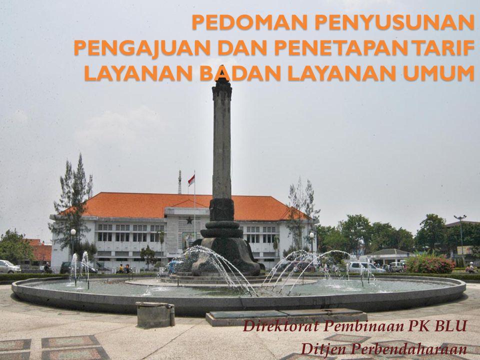 Dasar Hukum PP no.23 Tahun 2005 tentang Pengelolaan Keuangan BLU sebagaimana diubah dengan PP No.
