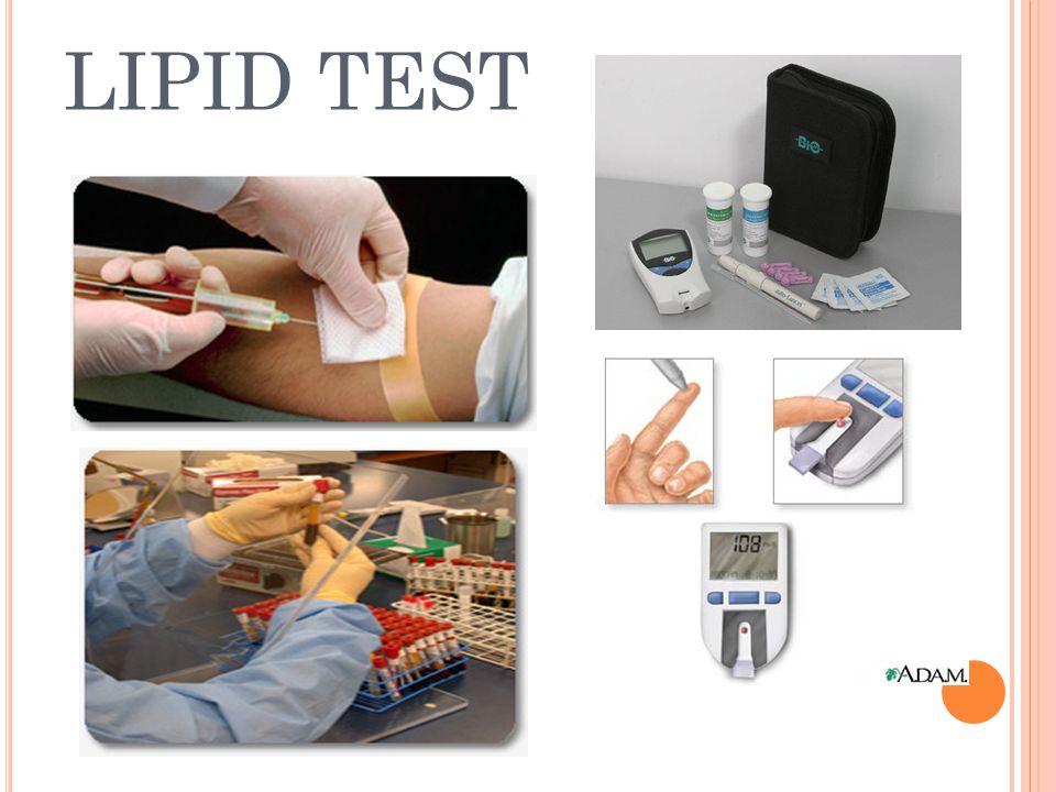 LIPID TEST