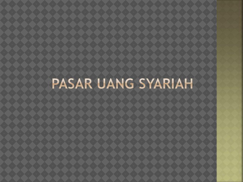  pasar uang antarbank berdasarkan prinsip syariah (PUAS) diatur dalam Pasal 1 butir 4 Peraturan Bank Indonesia (selanjutnya ditulis PBI) Nomor 7/26/PBI/2005 tentang perubahan atas PBI No.
