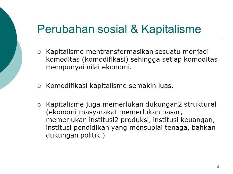 Dampak berkelanjutan dari Eksklusi Sosial di Dunia Kerja  Dampak sosial dalam keluarga/komunitas Ketidakpastian perencanaan masa depan Disorganisasi sosial & konflik dalam keluarga & komunitas Eksklusi di tingkat komunitas (ketidakmampuan untuk terlibat penuh dalam pembentukan dan penguatan modal sosial) – Contoh : studi di Tangerang.