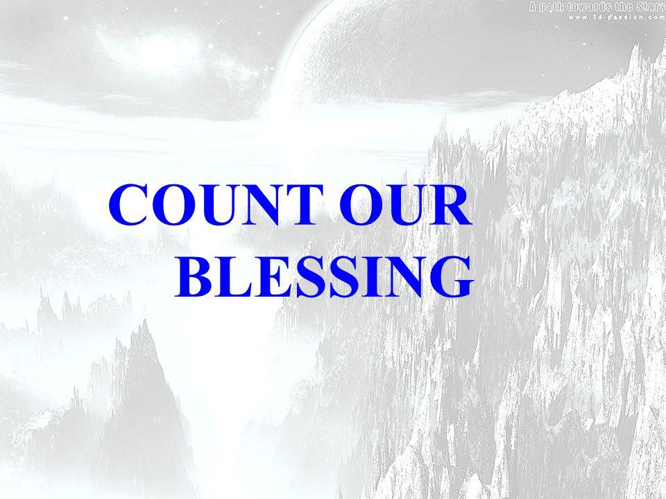 Lihat sekeliling kita, yang kita miliki sungguh sudah cukup banyak, cukup lihat nyawa yang Allah berikan kepada kita, sudah cukup untuk bersyukur seumur hidup kita.