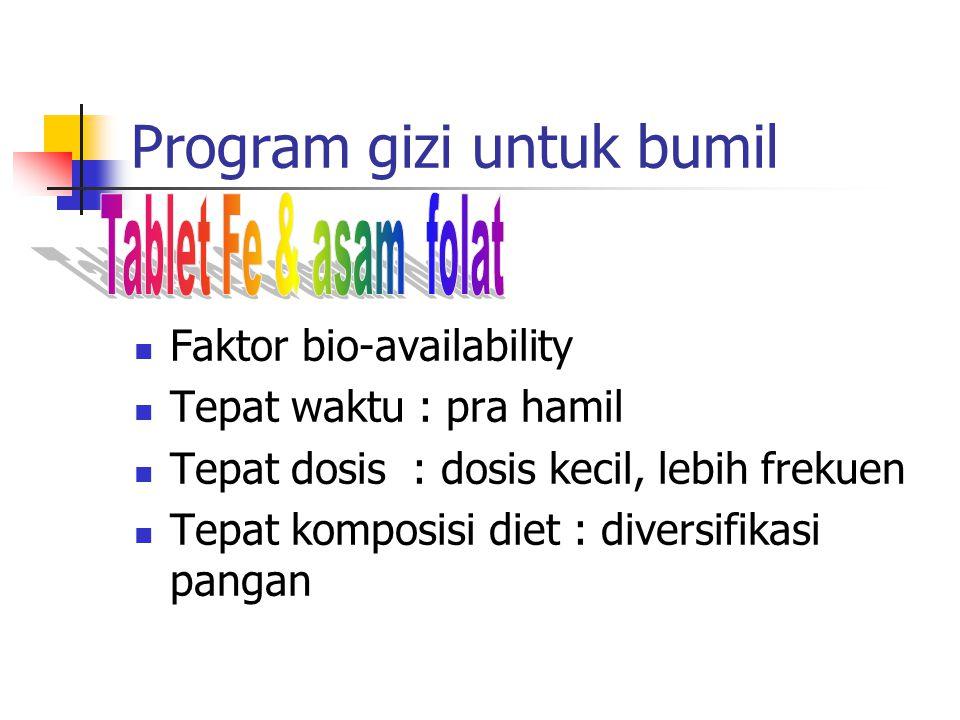 Ibu laktasi Kebutuhan zat gizi Enersi Protein Riboflavin Vit c Vit B6, B12, asam folat Vit A, D, K OUTCOME : SUKSES LAKTASI