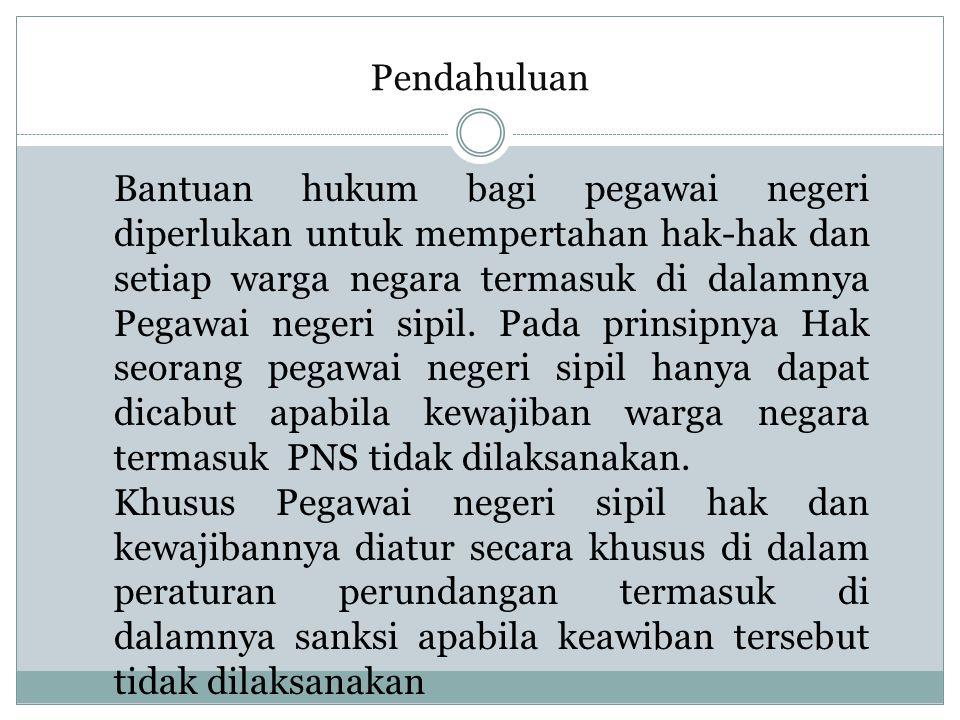 Pengertian PEGAWAI NEGERI SIPIL (PNS) Dalam UU Nomor 43 Tahun 1999 Pasal 1 ayat 1 bahwa : Pegawai Negeri adalah setiap Warga Negara Republik Indonesia yang telah memenuhi syarat yang ditentukan, diangkat oleh pejabat yang berwenang dan diserahi tugas dalam suatu jabatan negeri, atau diserahi tugas negara lainnya, dan digaji berdasarkan peraturan perundang- undangan yang berlaku.