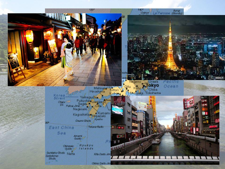 Dari sejarah dan posisi geografis, Kanto daerah terlambat maju dibanding Kansai.