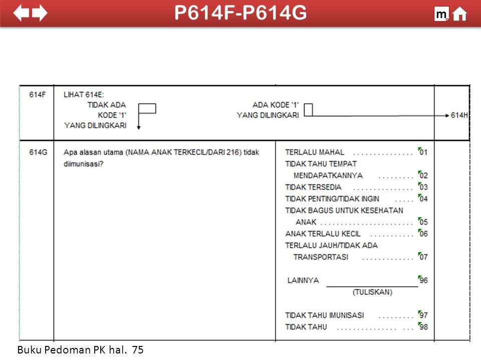 100% SDKI 2012 P614F-P614G m Buku Pedoman PK hal. 75