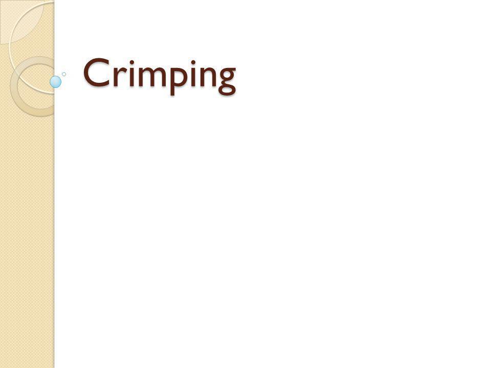 Crimping Bahan dan alat: 1. Kabel UTP 2. Konektor RJ-45 3. Tang Crimping 4. LAN Tester