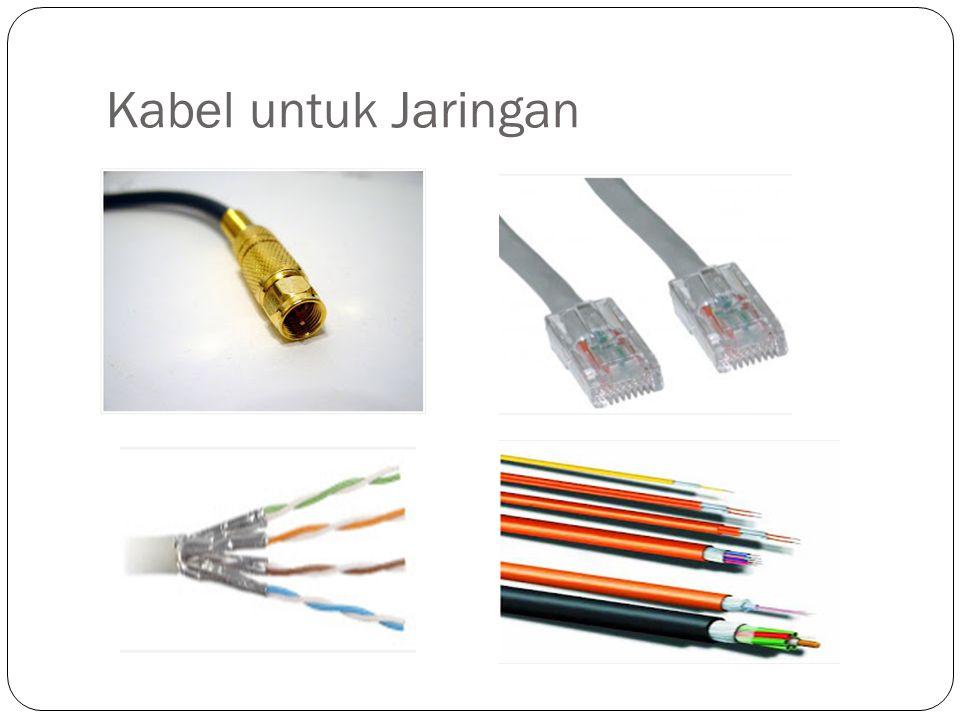 Kabel untuk Jaringan