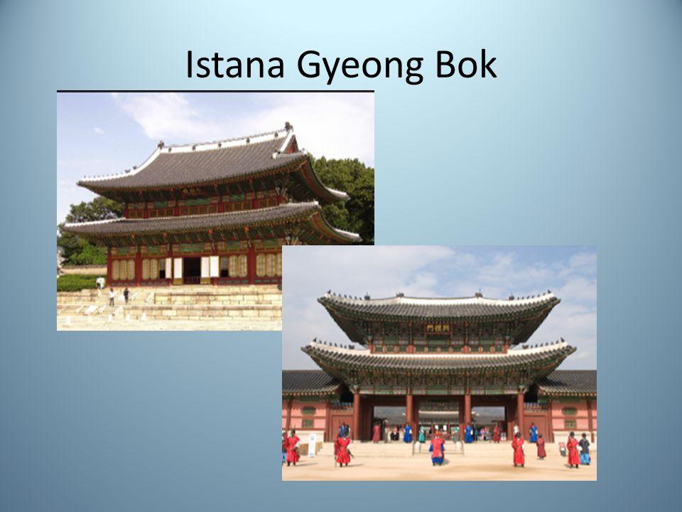 Istana Gyeong Bok