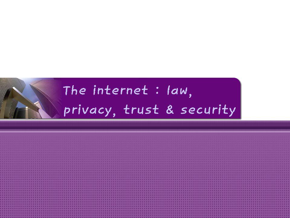 Faktor2x Trust Trust >< Security Dua konsep yang berbeda, tetapi saling melengkapi Trust adalah kesediaan untuk menerima tingkat ketidakamanan untuk realisasi manfaat dimasa yang akan datang.