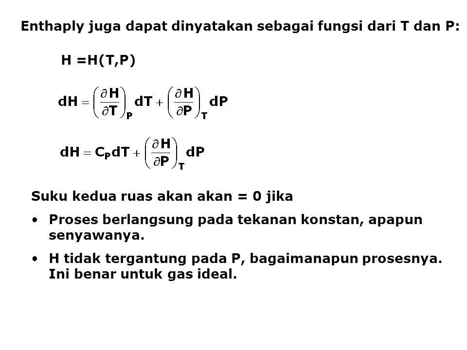 Reaksi di atas merupakan penjumlahan dari reaksi 2 sbb.: C 11,6 H 17 ( l ) + 15,85 O 2 ( g )  11,6 CO 2 ( g ) + 8,5 H 2 O( l ) 8,5 H 2 O( l )  8,5 H 2 O( g ) 0,4 CO 2 ( g )  0,4 CO( g ) + 0,2 O 2 ( g ) Panas reaksi standar total pada 25  C: