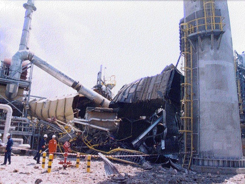 SEBAB KECELAKAAN Penggunaan metode bypass sementara untuk restart boiler setelah mengalami kemacetan (tripped).