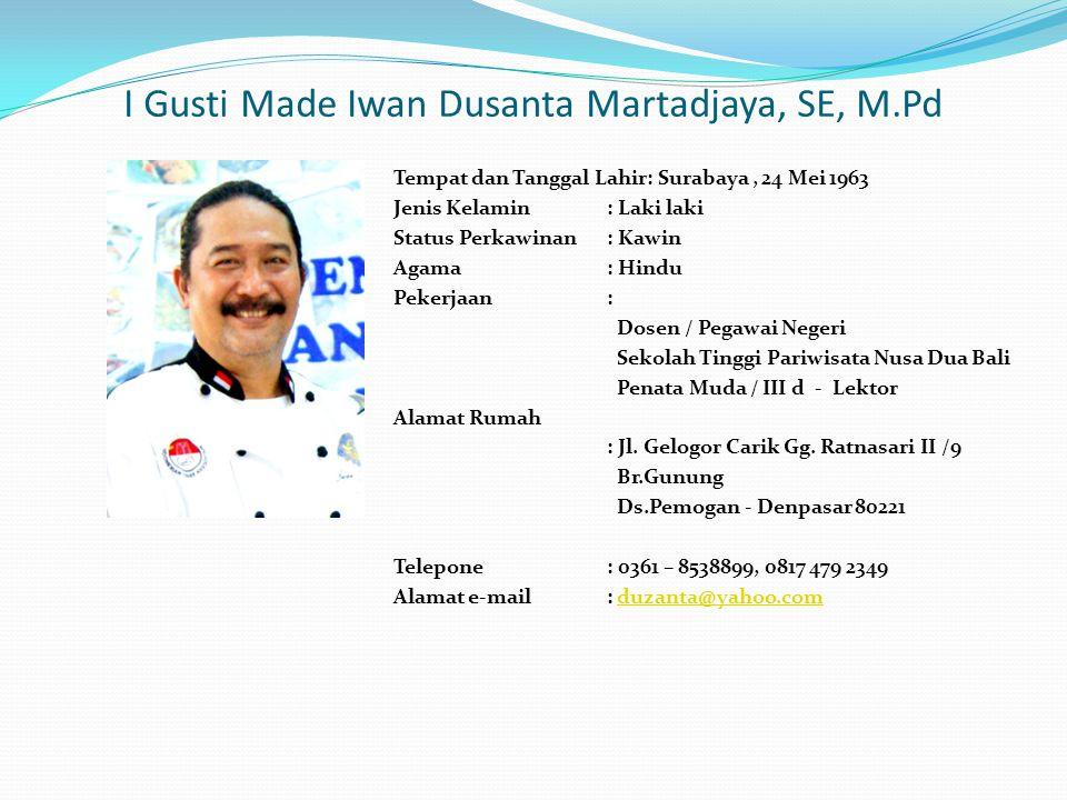 Customer Duzanta & Partner's Konsultan dalam bidang Perhotelan yang meliputi ; Kayu Api Bar & Restoran, Poci Restoran, Niksoma Hotel, Maxi Restoran, M