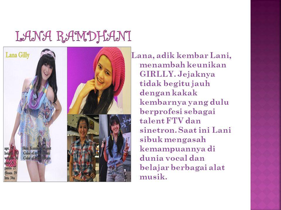 Office: Jalan Mampang Prapatan 12, no 8A Jakarta 12790 Telepon: 021-79170274 Mobile: Vida - 081646088990 Anca - 085782881313 Email: management_newstar@yahoo.com management_newstar@yahoo.com Website: www.starmusikindo.com FB: GIRLLY Official Twitter: @GIRLLYOFFICIAL Youtube: Girlly Angkat Telponku 4Shared: Girlly Angkat Telponku