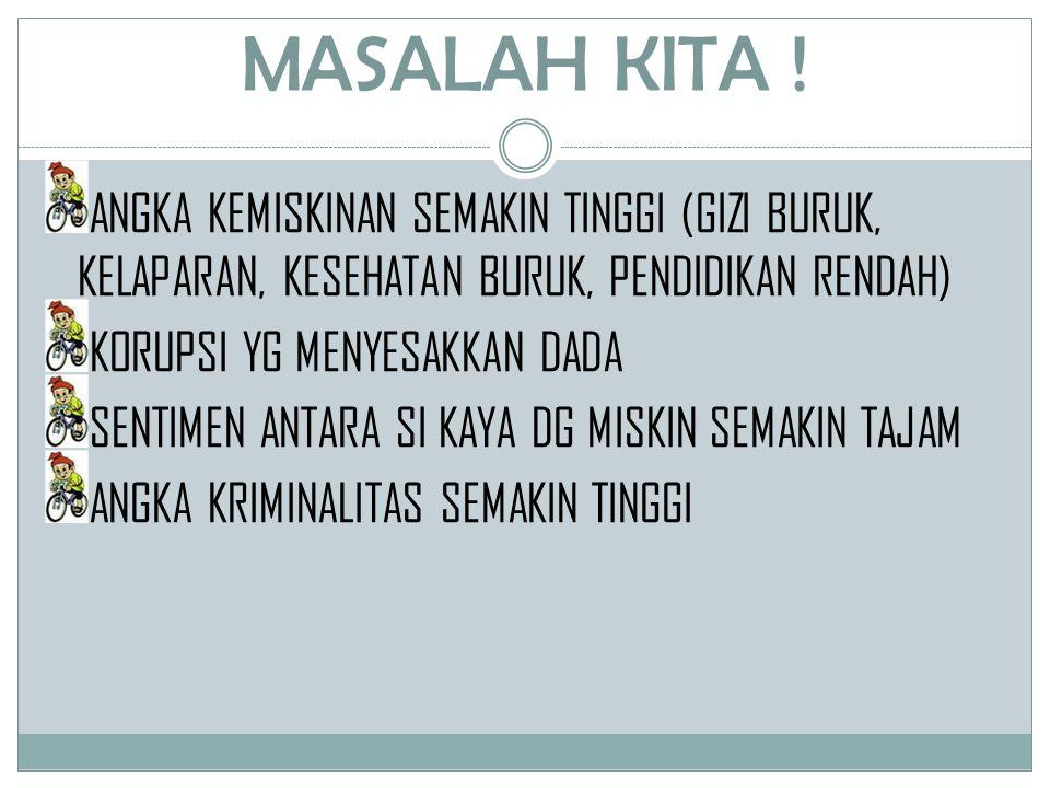 MASALAH KITA .
