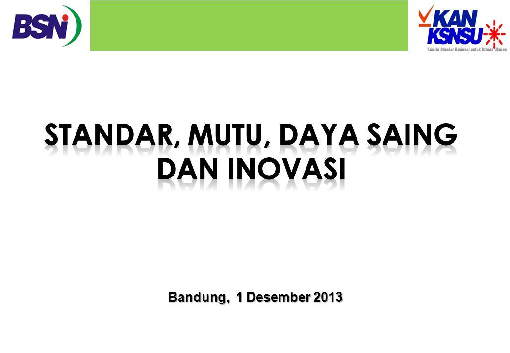 Bandung, 1 Desember 2013