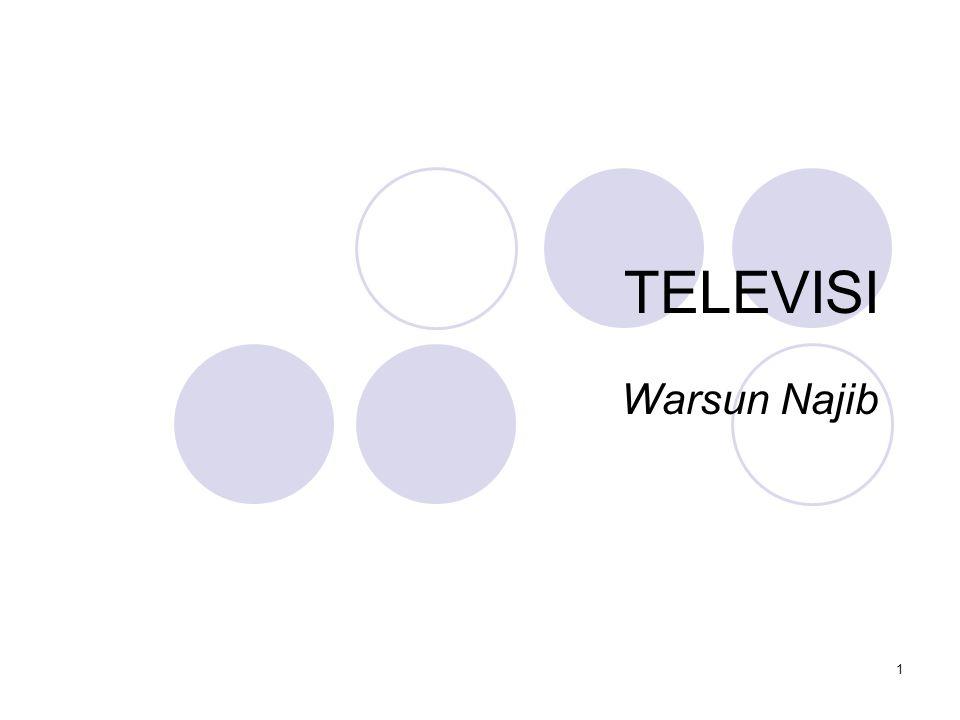 1 TELEVISI Warsun Najib