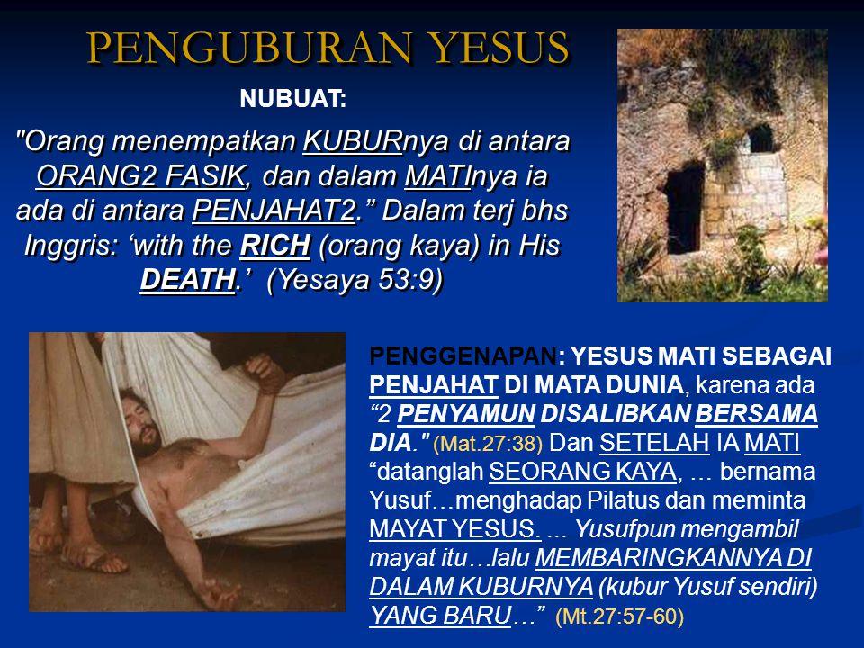 YERUSALEM DIHANCURKAN SETELAH YESUS DISALIBKAN! YERUSALEM DIHANCURKAN SETELAH YESUS DISALIBKAN! NUBUAT: