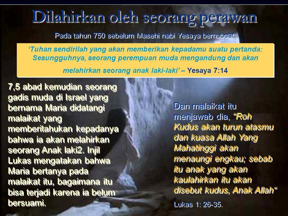 PENGUBURAN YESUS PENGUBURAN YESUS Orang menempatkan KUBURnya di antara ORANG2 FASIK, dan dalam MATInya ia ada di antara PENJAHAT2. Dalam terj bhs Inggris: 'with the RICH (orang kaya) in His DEATH.' (Yesaya 53:9) PENGGENAPAN: YESUS MATI SEBAGAI PENJAHAT DI MATA DUNIA, karena ada 2 PENYAMUN DISALIBKAN BERSAMA DIA. (Mat.27:38) Dan SETELAH IA MATI datanglah SEORANG KAYA, … bernama Yusuf…menghadap Pilatus dan meminta MAYAT YESUS....