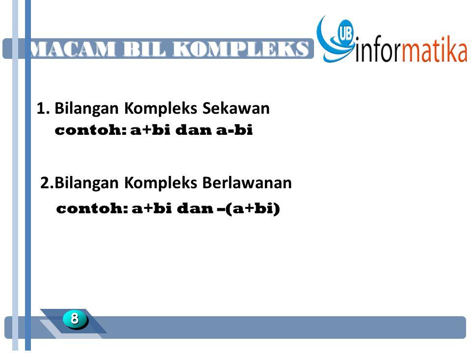 MACAM BIL KOMPLEKS 88 1.