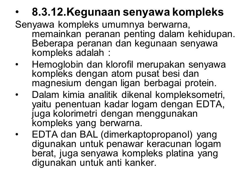BAB IX.SIFAT KEPOLARAN, MUATAN DAN RESONANSI SENYAWA KOVALEN 9.1.